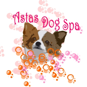 Astas Dog Spa logo